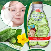 Peel-Off Mask  Cucumber [Purederm]