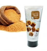 Smart Peeling Honey Black Sugar Scrub [The Face Shop]