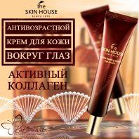 Wrinkle System Eye Cream [The Skin House]