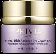 Oriental Rich Radiance Eye Cream EX8 [Privia]