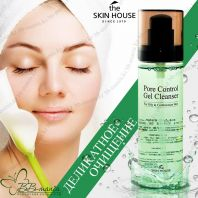 Pore Control Gel Cleanser [The Skin House]