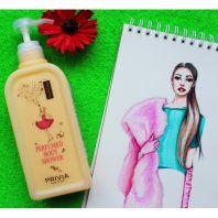 Perfumed Silky Body Shower [Privia]