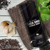 Black Snail Bubble Mask [The Skin House]