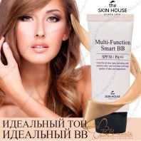 Multi-Function Smart BB Anti-wrinkle & Whitening SPF30/PA++ [The Skin House]