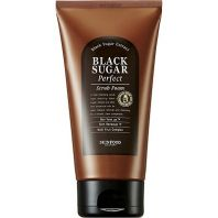 Black Sugar Perfect Scrub Foam [SkinFood]