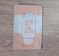 Snow White Milky Lotion Secret Key [пробник]