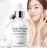 Crystal Whitening Plus Booster Ampoule [The Skin House]