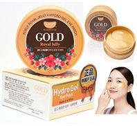 KOELF Gold & Royal Jelly Hydro Gel Eye Patch [Petitfee]