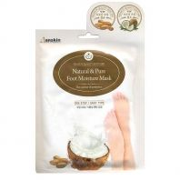 Natural & Pure Foot Moisture Mask [Anskin]