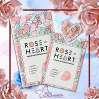 Roseheart Daily Brightening Pink Mask [JH Corporation]
