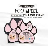 Foot & Рeel Peeling Mask [Esfolio]