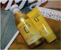 Coenzyme Q10 Fresh Cleansing Body Wash [Esfolio]