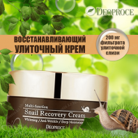 Snail Recovery Cream [Deoproce]