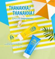 Thanakha Aqua Sun Lotion SPF35 PA+++ [Secret Key]