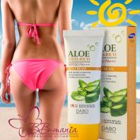 Aloe Stem-Rich Sun Cream, SPF 50 PA++ [Dabo]