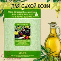 Olive Squalane essence Mask [Mijin]