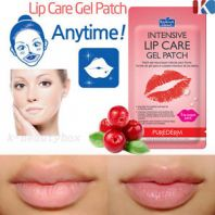 Intensive Lip Care Gel Patch [Purederm]