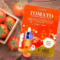 Tomato Ultra Hydrating Essence Mask [Ekel]
