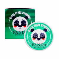Black Pearl Hydrogel Panda Eye Patch [White Organia]