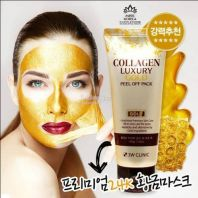 Collagen Luxury Gold Peel Off Pack [3W Clinic]
