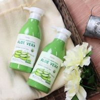 Aloe Vera Soothing Body Wash [Esfolio]