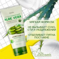 Aloe Vera Soothing Cleansing Foam [Esfolio]
