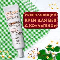 Anti-wrinkle Collagen Daily Eye Cream [Esfolio]