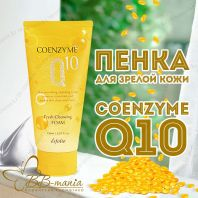Coenzyme Q10 Fresh Cleansing Foam [Esfolio]