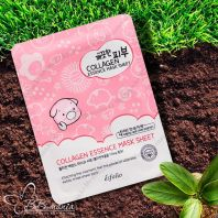 Pure Skin Collagen Essence Mask Sheet [Esfolio]
