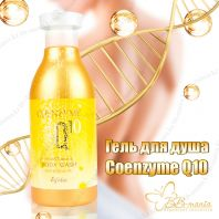 Coenzyme Q10 Fresh Cleansing Body Wash [Esfolio]