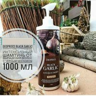 Black Garlic Intensive Energy Shampoo [Deoproce]