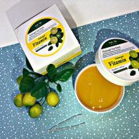Calamansi Vitamin Hydrogel Eye Patch [EyeNlip]