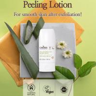Organic Aloe Vera Peeling Lotion [CHOBS]