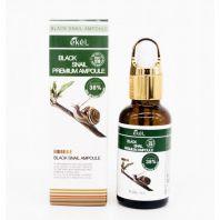 Black Snail Premium Ampoule 38% [Ekel]