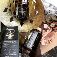 24K Gold & Peptide Soluyion Prime Ampoule [FarmSaty]