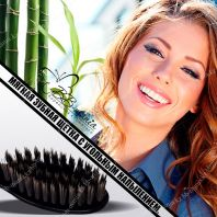 Nano Charcoal Toothbrush Dental Care