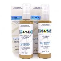 Enough Collagen Whitening 3in1 Moisture Foundation SPF 15