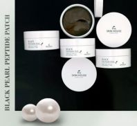 Black Pearl Peptide Patch [The Skin House]