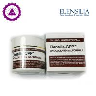 Collagen 80% ext. Formula Cream [ELENSILIA-CPP™]