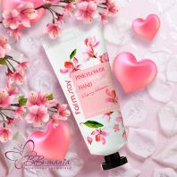 Pink Flower Blooming Cherry Blossom Hand Cream [FarmStay]