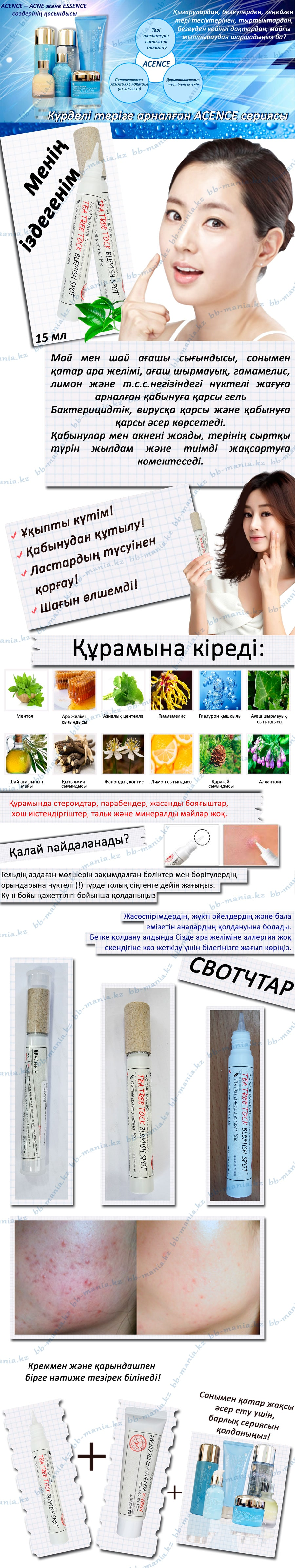 Acence-Tea-Tree-Tock-Blemish-Spot-[Mizon]-кз-min