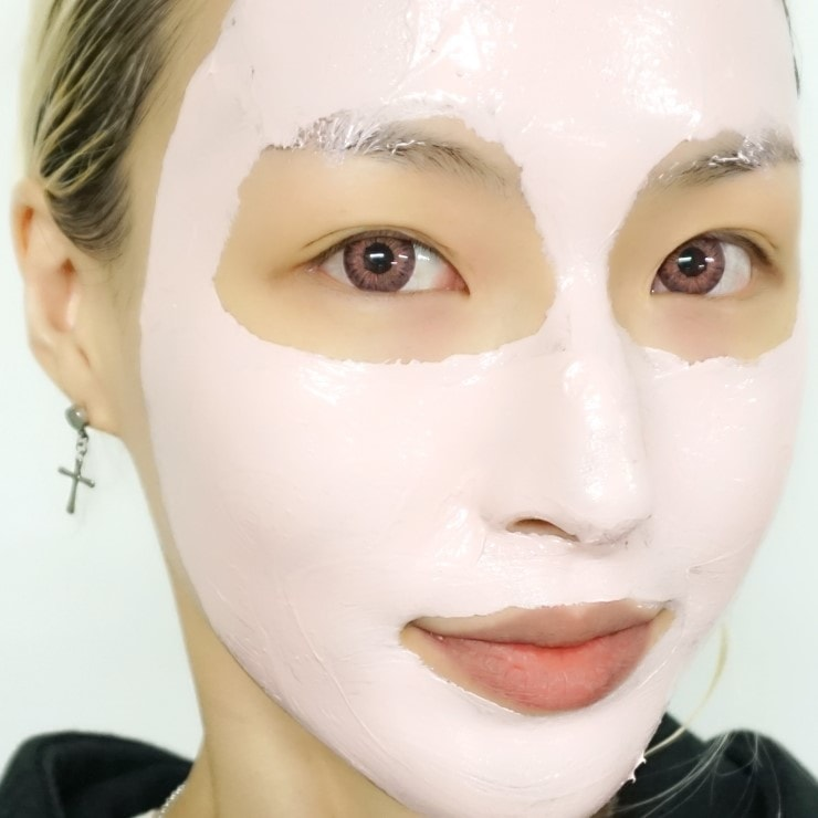 ETUDE HOUSE AC Clean Up Pink Powder Mask-min