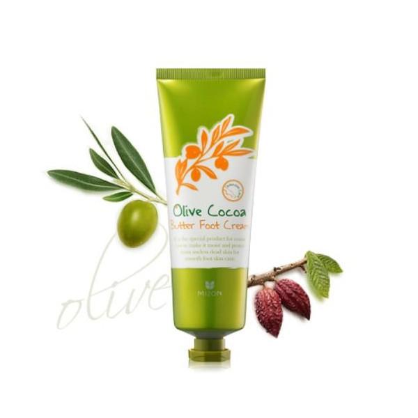 Olive Cocoa Butter Foot Cream [Mizon]