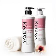 Hair Clinic Repairing Shampoo [Kerasys]