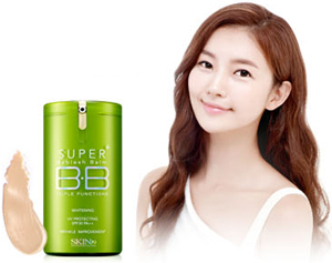 Super Plus Beblesh Balm Triple Function (Green), SPF30/PA++ [Skin79]