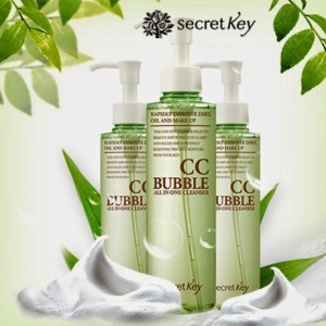 CC Bubble All In One Cleanser [Secret Key]
