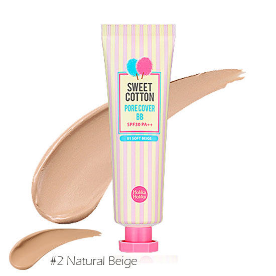 Sweet Cotton Pore Cover BB [Holika Holika]