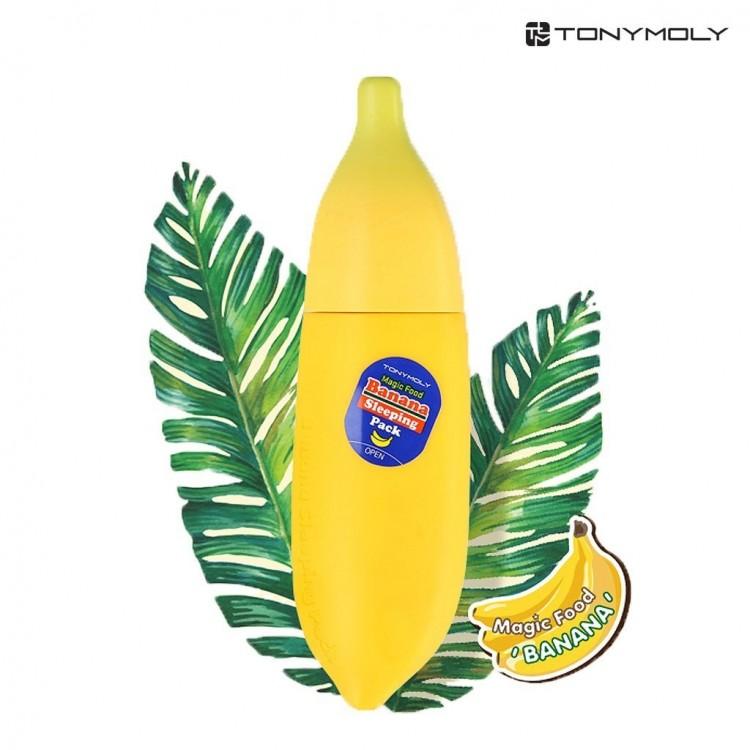 Magic Food Banana Sleeping Pack [TonyMoly]