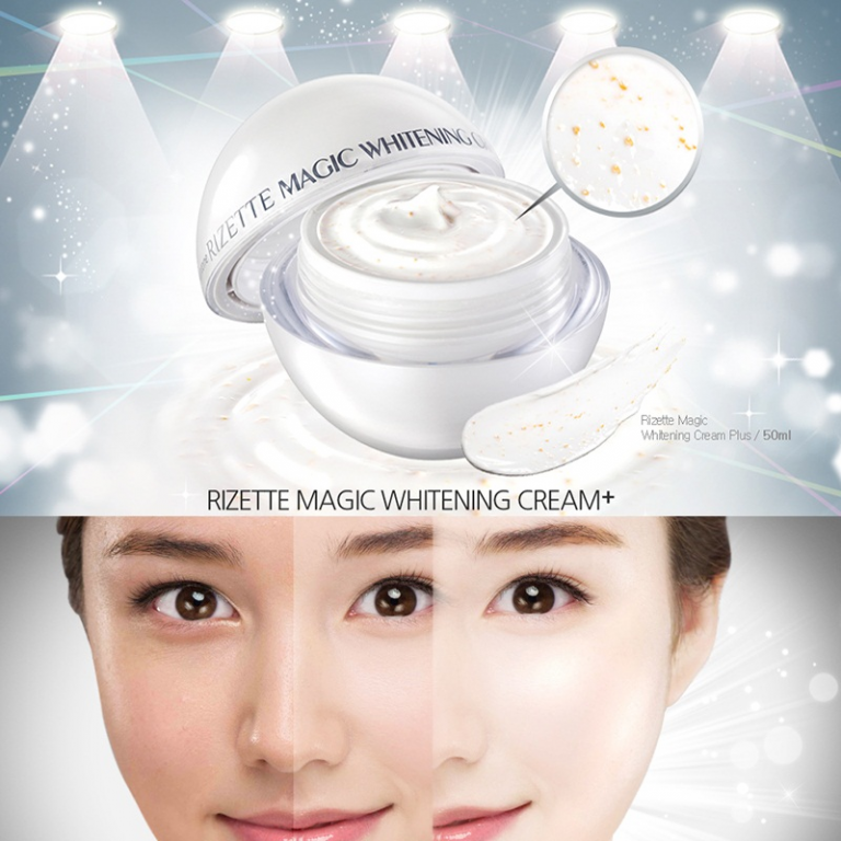 Rizette Magic Whitening Cream Plus [Lioele]
