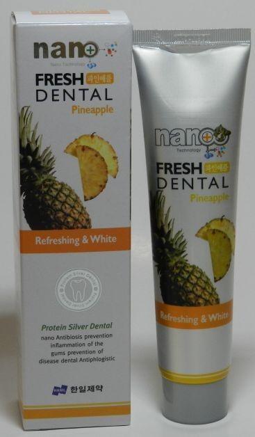 Fresh Dental Pieapple [Hanil Pharmaceutical]